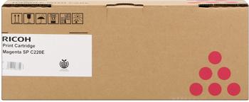 Nashuatec 406054 Toner magenta, durata 2.000 pagine