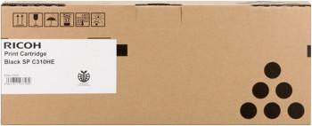 Nashuatec 406348 Toner nero bassa capacit�, durata 2.500 pagine