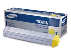 Samsung CLX-Y8385A  toner giallo, durata 15.000 pagine