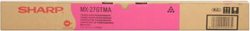 Sharp MX-27GTMA toner originale magenta, durata 15.000 pagine