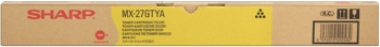 Sharp MX-27GTYA  Toner originale giallo, durata 15.000 pagine
