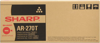 Sharp AR-270T Toner originale 25.000p