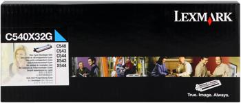 Lexmark C540X32G  Sviluppatore cyano