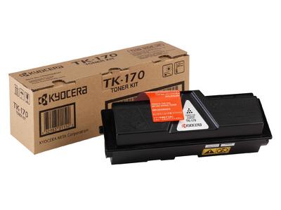 kyocera tk-170 toner originale nero, durata 7.200 pagine
