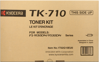 kyocera tk-710 toner originale