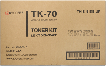 kyocera tk-70 toner originale