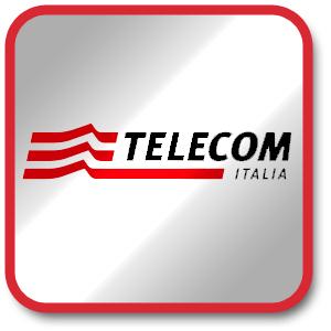 Telecom 664847 Cartuccia Originale Nero