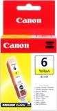 toner e cartucce - bci-6y cartuccia giallo, capacità 13ml
