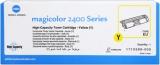 toner e cartucce - 17105895 toner giallo, durata 4.500 pagine