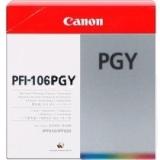 toner e cartucce - PFI-106PGY  Cartuccia grigio-photo capacità 130ml