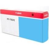 toner e cartucce - PFI-706PC Cartuccia photo-cyano, capacità inchiostro 700ml