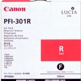 toner e cartucce - PFI-301r  Cartuccia rosso, capacità 330ml