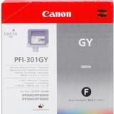 toner e cartucce - PFI-301gy Cartuccia grigio, capacità 330ml