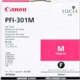 toner e cartucce - PFI-301m  Cartuccia magenta, capacità 330ml