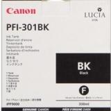 toner e cartucce - PFI-301bk  Cartuccia nero, capacità 330ml