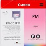 toner e cartucce - PFI-301pm  Cartuccia magenta-photo, capacità 330ml