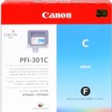 toner e cartucce - PFI-301c Cartuccia cyano, capacità 330ml