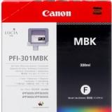 toner e cartucce - PFI-301mbk  Cartuccia nero-matte, capacità 330ml