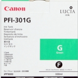 toner e cartucce - PFI-301g  Cartuccia verde, capacità 330ml