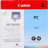 toner e cartucce - PFI-301pc  Cartuccia photo-cyano, capacità 330ml