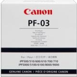 toner e cartucce - PF-03  Testina di stampa nero e colore