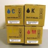 toner e cartucce - 593-10924 toner giallo, durata 12.000 pagine
