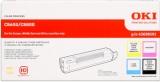 toner e cartucce - 43698501 Rainbow Pack, confezione 4 toner originali: nero-cyano-magenta-giallo