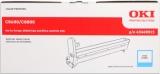 toner e cartucce - 43449015  Tamburo di stampa cyano, durata 20.000 pagine