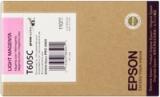 toner e cartucce - T605C00  Cartuccia magenta chiaro, capacità 110ml