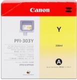 toner e cartucce - PFI-303y  Cartuccia giallo 300ml