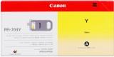 toner e cartucce - PFI-703y  Cartuccia giallo, capacità indicata 700ml