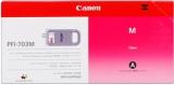 toner e cartucce - PFI-703m  Cartuccia magenta, capacità indicata 700ml