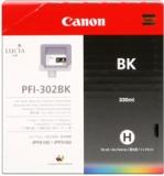 toner e cartucce - PFI-302bk  Cartuccia nero 330ml