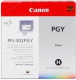 toner e cartucce - PFI-302pgy  Cartuccia grigio-photo 330ml