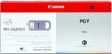 toner e cartucce - PFI-702pgy  Cartuccia grigio-photo 700ml