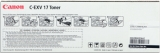 toner e cartucce - C-EXV17bk  Toner nero, durata 26.000 pagine