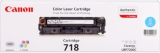 toner e cartucce - 718c toner cyano, durata 2.900 pagine