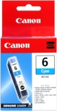 toner e cartucce - bci-6c  cartuccia cyano, capacità 13ml