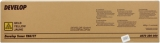 toner e cartucce - A0702D0 Toner originale giallo