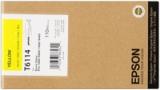 toner e cartucce - T611400 Cartuccia giallo, capacità 110ml