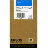 toner e cartucce - T602200 Cartuccia cyano, capacità 110ml