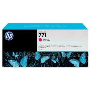 Hp B6Y09A Cartuccia magenta 775ml