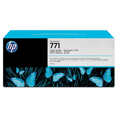 Hp B6Y13A Cartuccia nero fotografico 775ml