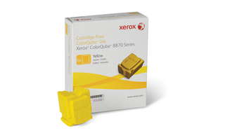 Xerox 108R00956 Solid ink giallo 6PZ 17.300p