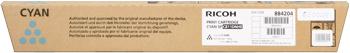 Ricoh 820025 toner originale cyano, durata 15.000 pagine