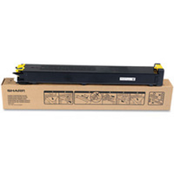 Sharp MX-23GTYA Toner Originale giallo, durata 10.000 pagine