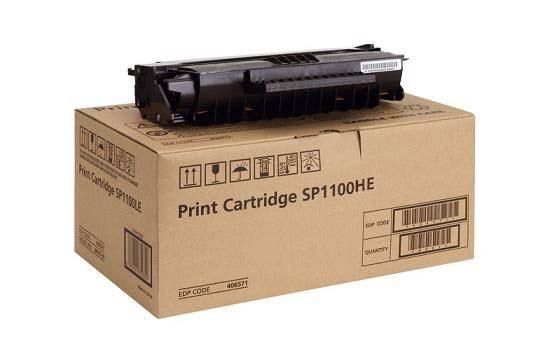 Ricoh SP1100HE Cartuccia Toner Originale 4.000 pagine