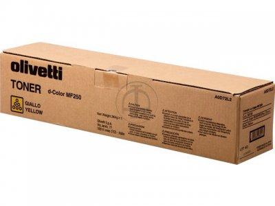 Olivetti B0728 toner originale giallo 19.000p