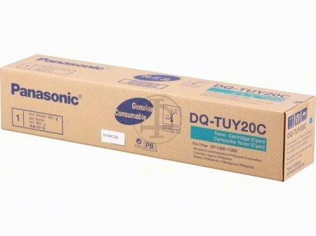 Panasonic dq-tuy20c toner originale cyano 20.000 pagine