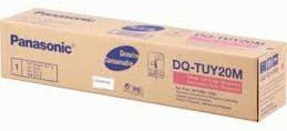 Panasonic dq-tuv20m toner originale magenta 20.000 pagine